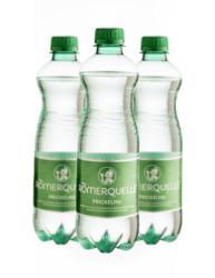 Mineralwasser Römerquelle Prickelnd 0,5 Liter Pet Flasche
