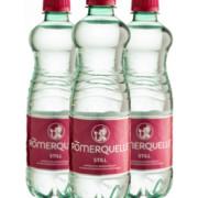 Mineralwasser Römerquelle Still 0,5 Liter Pet Flasche