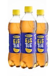 Rauch Eistee Zitrone 0,5 Liter Pet Flasche