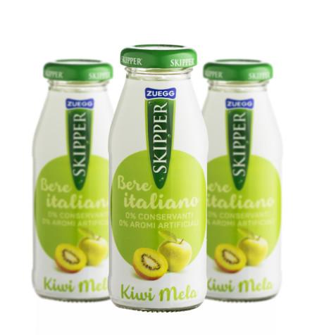 Skipper Apfel Kiwi 0,25 Liter Pet Flasche