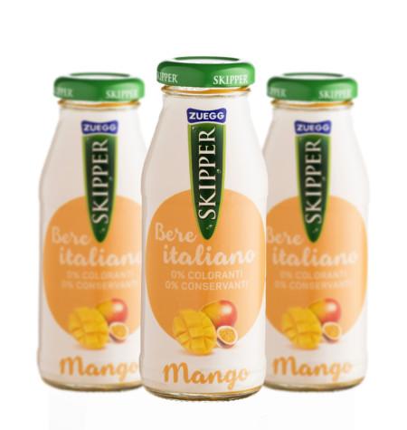 Skipper Mango 0,25 Liter Pet Flasche