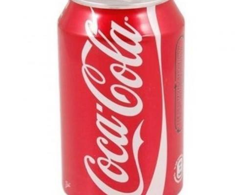 Coca Cola Dose 0,33ml